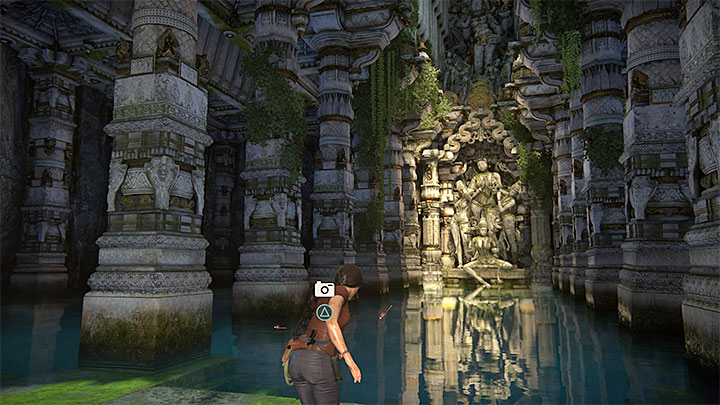 It is easy to find this location - 7. The Lost Legacy | All Secrets - Secrets - Uncharted: The Lost Legacy Game Guide