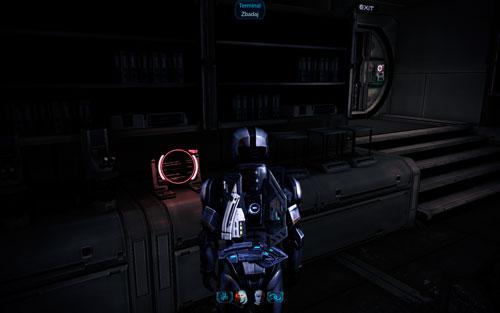 Ultralight materials II (pistol) - in the crew's quarters - Mahavid - Walkthrough - Mass Effect 3: Leviathan - Game Guide and Walkthrough