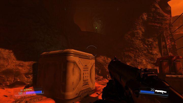 Blueguy - UAC |  Секреты - Секреты - Руководство по игре в Doom и прохождение