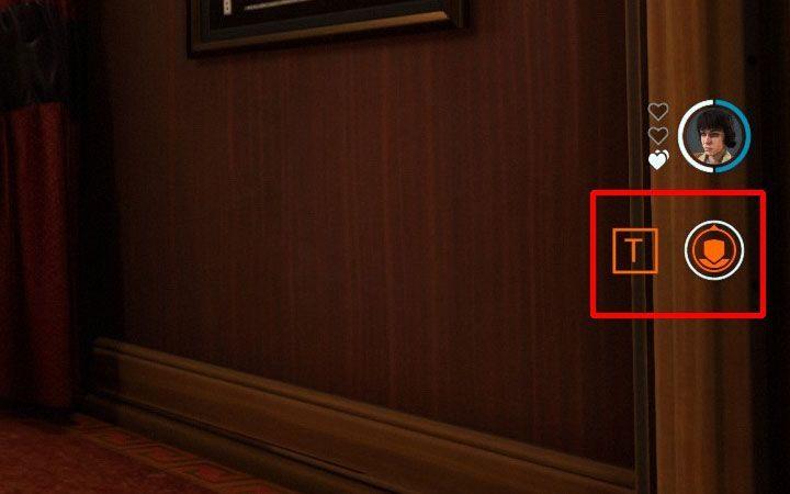 Информация о готовности использовать сигнал pep отображается в правом краю экрана, под сердцами, информирующими о количестве шейдерных жизней - Список трофеев    Wolfenstein Youngblood - Трофейный гид - Wolfenstein Youngblood Guide