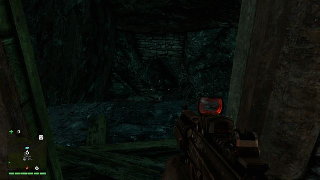You will find the bag behind the house, in a small cave - Northern and north-eastern Kyrat - Lost Letters - Far Cry 4 - Game Guide and Walkthrough