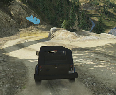 Turn! - Off-road Races   Activities - Activities - Grand Theft Auto V Game Guide