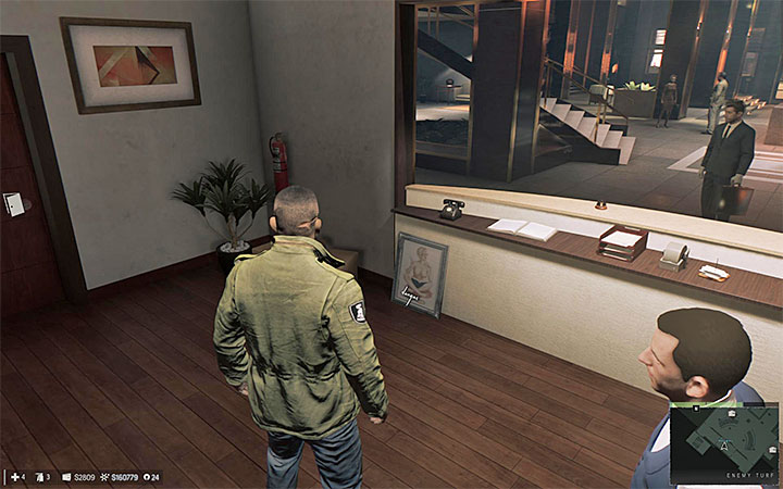 The painting is inside the Royal Hotel - Vargas paintings   Secrets - Secrets - Mafia III Game Guide