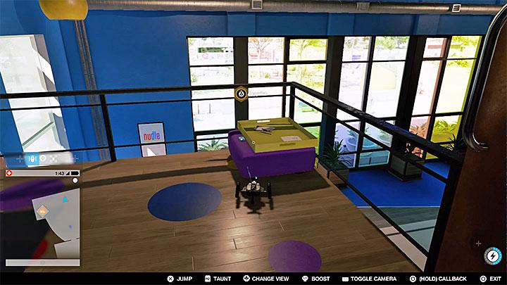 Вы разблокируете достижение после того, как найдете последнее обновление eKart в магазине Nudle - Список достижений / трофеев Watch Dogs 2 - Основы - Руководство по игре Watch Dogs 2