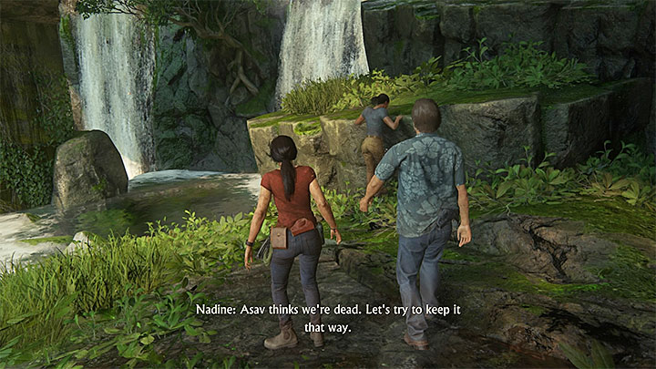1 - 8 - Partners | Secrets - Secrets - Uncharted: The Lost Legacy Game Guide