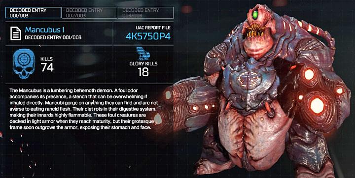 Мастерство требует, чтобы вы убили 5 Mancubi с заряженным взрывом - Все оружие в Doom - Основы - Руководство по игре в Doom и прохождение игры