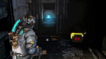 Наконец, вы попадете в начальную комнату, где вы можете использовать карту, чтобы войти в маленькую комнату - Загрузите коды шифрования |  Побочные миссии: CMS Greely - Побочные миссии: CMS Greely - Dead Space 3 Руководство по игре