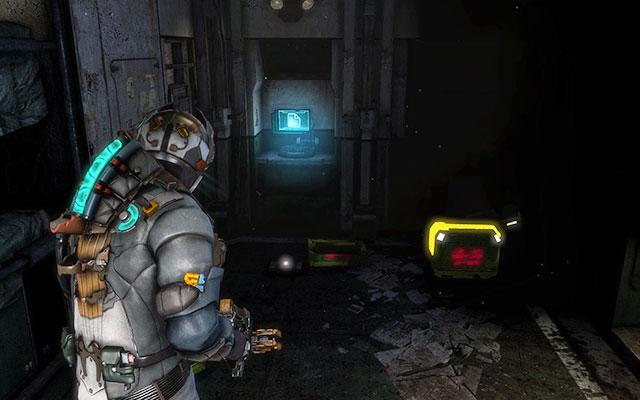 Наконец, вы попадете в начальную комнату, где вы можете использовать карту, чтобы войти в маленькую комнату - Загрузите коды шифрования    Побочные миссии: CMS Greely - Побочные миссии: CMS Greely - Dead Space 3 Руководство по игре