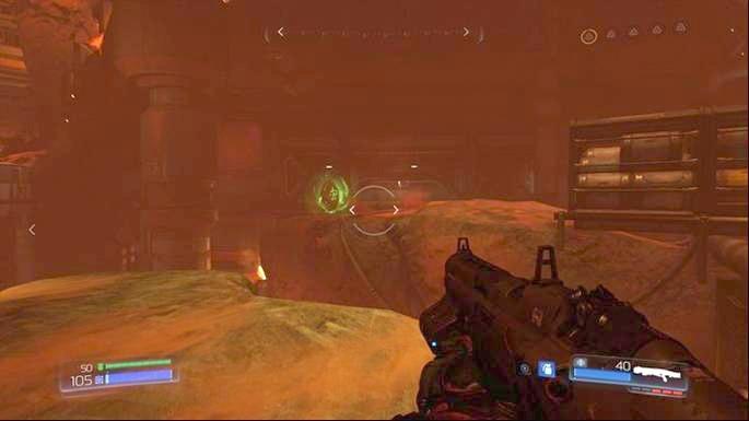 Идите налево, прежде чем открыть его - Уничтожено Серебряное Средство |  Секреты - Секреты - Руководство по игре в Doom и прохождение