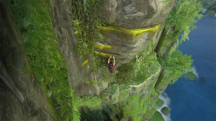 This collectible is on the ledge next to the viewpoint where you could take the picture, shown in screenshot 1 - 8 - Partners | Secrets - Secrets - Uncharted: The Lost Legacy Game Guide