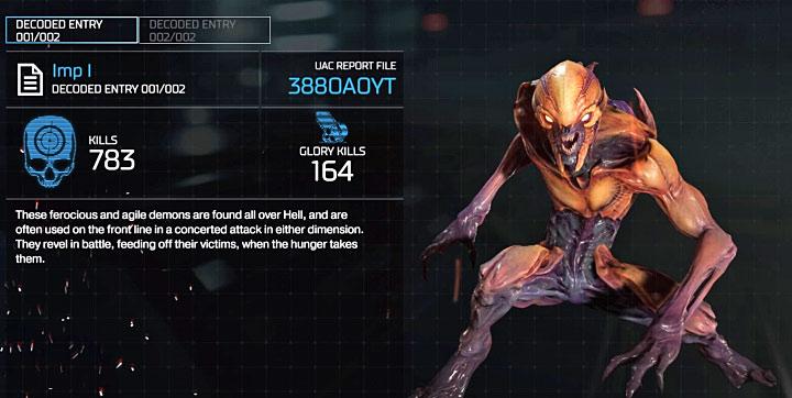 Мастерство требует, чтобы вы убили 20 бесов взрывным выстрелом - Все оружие в Doom - Основы - Doom Game Guide & Walkthrough