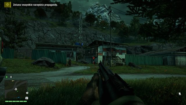 In each camp, watch out for guards. - Propaganda Center - Activities - Far Cry 4 - Game Guide and Walkthrough