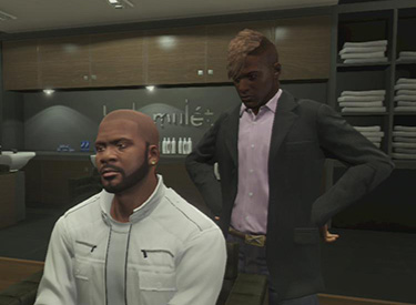 You like to be like Henry Schrader from the Breaking Bad? - Hairdresser - Shopping - Grand Theft Auto V Game Guide