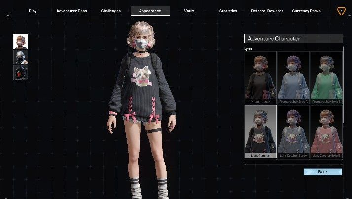 You can also unlock a special character - How to change a characters skin in Ring of Elysium? - Characters - Ring of Elysium Guide and Tips