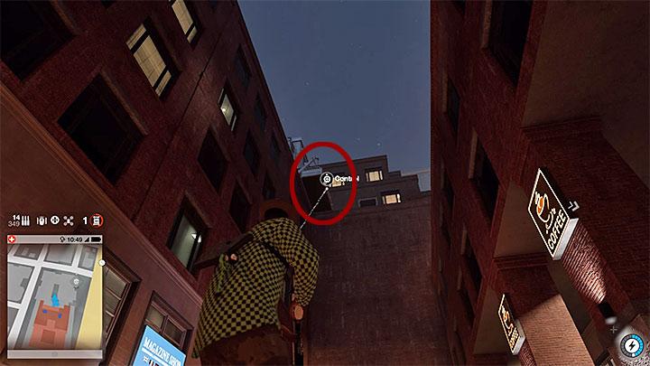 Эту точку можно найти на крыше Центра обработки данных Haum, который вы, возможно, уже посетили во время одного из квестов - Точки исследования - карта, локации 1-61 - Коллекционирование - Руководство по игре Watch Dogs 2