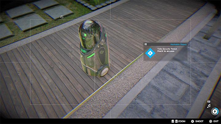 Пример робота - Watch Dogs 2 Список достижений / трофеев - Основы - Руководство по игре Watch Dogs 2