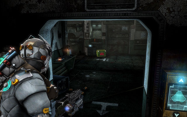 Go back the same way you got here, until you reach the broken gravity plates - Locate Edwards - continues   Side missions: Conning Tower - Side missions: Conning Tower - Dead Space 3 Game Guide