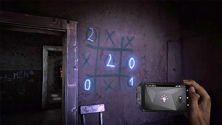 Добавьте выигрышные номера в крестики-нолики - как бороться с электронной дверью в убежище (черный)?  - Решая головоломки - Get Even Game Guide