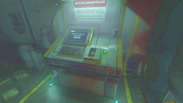 You have a limited time to restart the router - if you wont make it, you will have to start from the scratch. - Theta station | Riddles and puzzles of SOMA Game - Riddles and puzzles - SOMA Guide