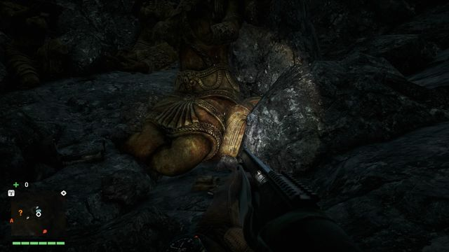 You can find the letter inside the cave, in a large chamber at the end - Northern and north-eastern Kyrat - Lost Letters - Far Cry 4 - Game Guide and Walkthrough