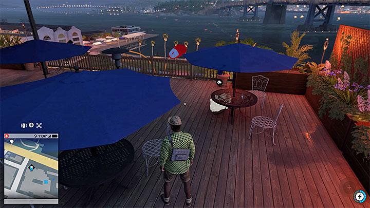 Войдите в лифт и вернитесь на крышу - Точки исследования - карта, локации 1-61 - Коллекционирование - Руководство по игре Watch Dogs 2