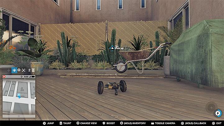 Прыгайте в область между зданиями (вы перепрыгнете через небольшую стеклянную балюстраду) - Рисуйте рабочие места, одежду и уникальные транспортные средства - Коллекционирование - Руководство по игре Watch Dogs 2