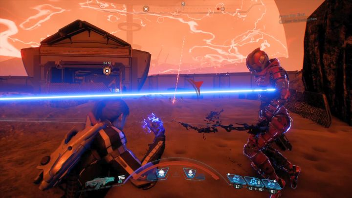 The method to acquire this trophy is relatively simple - How to unlock the Rough Landing trophy in Mass Effect: Andromeda? - Achievements / Trophies - Mass Effect: Andromeda Game Guide