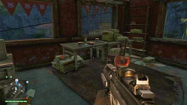 Этот дневник можно найти на столе, в первом здании справа (за мостом, из южного Кирата) - север и северо-восток Кирата - бревна Мохан Гэйл - Far Cry 4 - Руководство по игре и прохождение игры