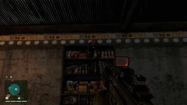Inside a small house (there are two houses here, but go inside the one that is located lower) - Southern and central Kyrat - Yalungas Masks - Far Cry 4 - Game Guide and Walkthrough