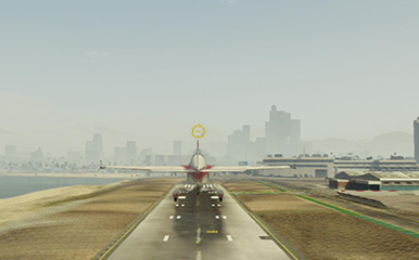 And up he goes! - Flight School   Activities - Activities - Grand Theft Auto V Game Guide