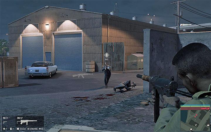 В зависимости от того, когда именно появится уведомление, вы либо попадете в засаду наемного убийцы, либо у вас будет немного времени для подготовки к его нападению - Общие советы - Основная информация - Руководство по игре Mafia III