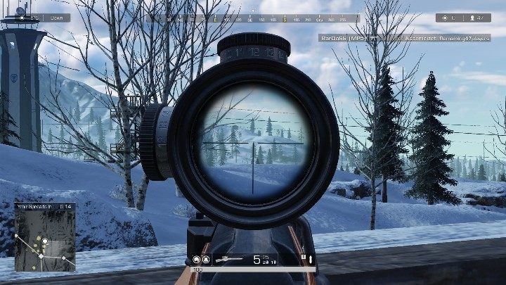 2 - Does the Ring of Elysium have a bullet drop system? - Weapons and equipment - Ring of Elysium Guide and Tips