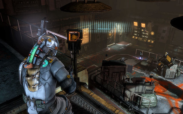 After collecting supplies, youll hear information that last explosives were launched - Locate Edwards - continues   Side missions: Conning Tower - Side missions: Conning Tower - Dead Space 3 Game Guide
