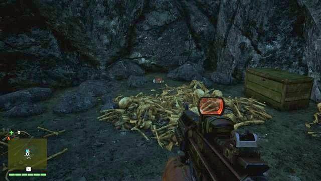Дневник лежит за грудой костей, под камнями - Северный и северо-восточный Кират - Журналы Мохана Гейла - Far Cry 4 - Руководство по игре и прохождение игры