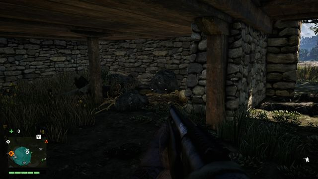 You will find the letter under the last building in the north-eastern part - Northern and north-eastern Kyrat - Lost Letters - Far Cry 4 - Game Guide and Walkthrough