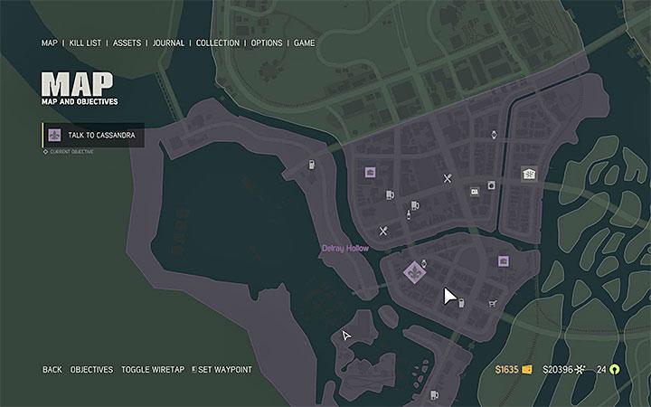 Как только вы назначите кому-то район, он изменит свой цвет на карте - Общие советы - Основная информация - Руководство по игре Mafia III