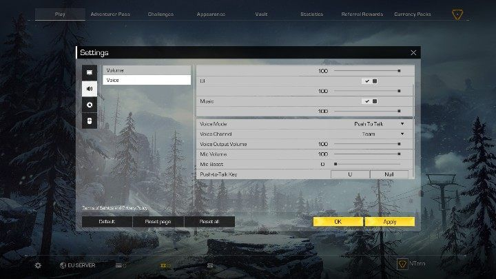 Ring of Elysium does feature an in-game voice chat - Does Ring of Elysium have a voice chat? - FAQ - Ring of Elysium Guide and Tips