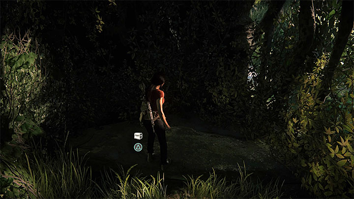 Look for this treasure on your way from the small ruins to the large ruins (those with many enemies) - 3 - Homecoming | Secrets - Secrets - Uncharted: The Lost Legacy Game Guide