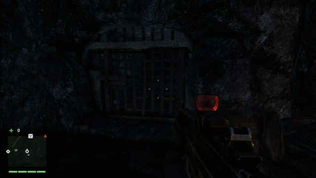 The mask is located in a cave, on the upper level - Southern and central Kyrat - Yalungas Masks - Far Cry 4 - Game Guide and Walkthrough