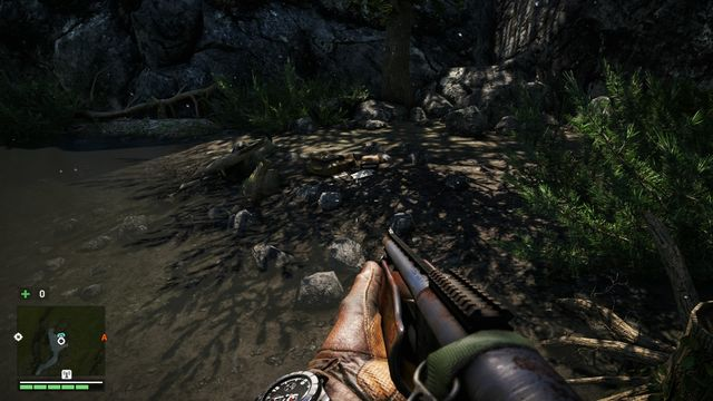 The letter is lying between rocks, near the stream - Northern and north-eastern Kyrat - Lost Letters - Far Cry 4 - Game Guide and Walkthrough