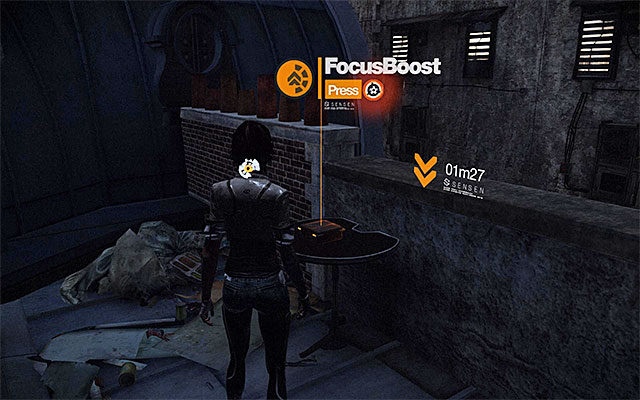 BOOST 3/3 - Episode 5 - Focus Boosts - Remember Me - Game Guide and Walkthrough