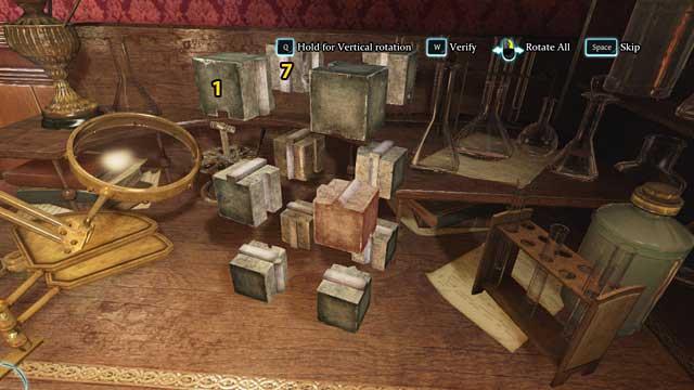 Поменяйте местами номера 1 и 7 - найдите оружие - Кровавая баня - Шерлок Холмс: Преступления и наказания - Руководство по игре и прохождение игры