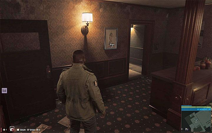 1 - Vargas paintings   Secrets - Secrets - Mafia III Game Guide