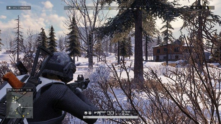 During a match, you will probably notice enemies hiding in a distance - Tips and tricks for Ring of Elysium - Tips for start - Ring of Elysium Guide and Tips