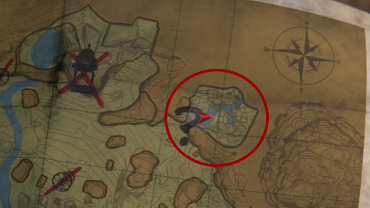 The Queens Ruby can be obtained in chapter four (Western Ghans) - How to find the Queens Ruby (simpler treasure hunts)?   FAQ - FAQ - Frequently Asked Questions - Uncharted: The Lost Legacy Game Guide
