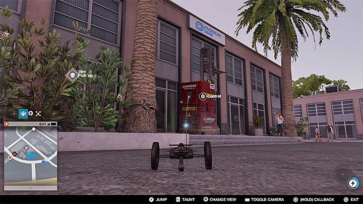Эту точку можно найти в портфеле, найденном на крыше банка Proviblue - Точки исследования - карта, локации 1-61 - Коллекционирование - Руководство по игре Watch Dogs 2