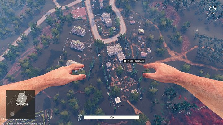 The most important and at the same time the first stage of the game is choosing the right place to land - Best landing spots in Fear the Wolves - Basics - Fear the Wolves Game Guide
