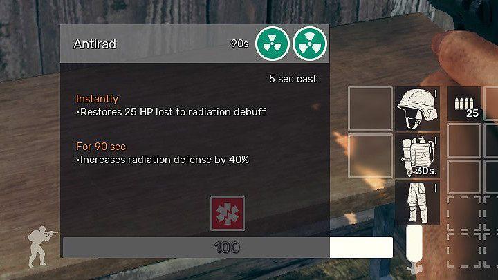 Радиация может быть исцелена с помощью e - Как лечить радиацию в Fear the Wolves - FAQ - Руководство по игре Fear the Wolves