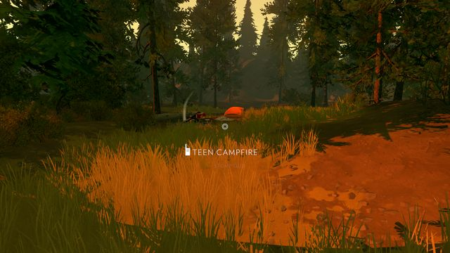The more reports you make, the more often you can talk to Delilah. - Relationship with Delilah - The basics - Firewatch - Game Guide and Walkthrough