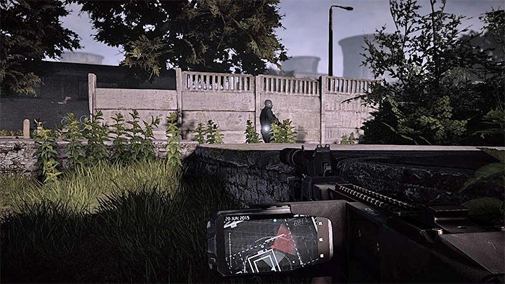 Используйте радар, чтобы найти врагов и посмотреть, на что они смотрят прямо сейчас - Clean Job |  Руководство по трофеям - Руководство по трофеям - Get Even Game Guide